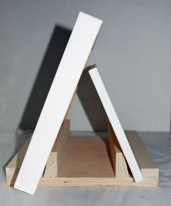 Double Table Top Easel
