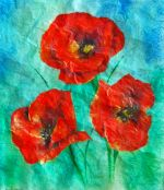 Poppies in  Media