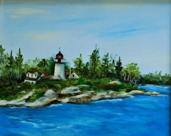 Boothbay Lighthouse