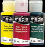 DecoArt - Media Fluid Acrylics