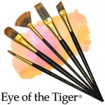 Eye of the Tiger Brushes
