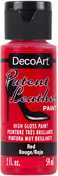 Patent Leather Paint