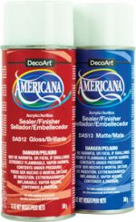 Americana Gloss Spray
