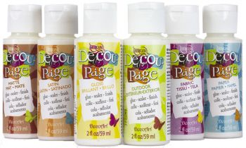Decou-Page 6-Bottle Variety Pack